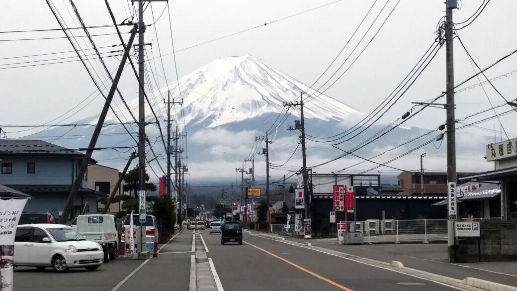paket wisata jepang gunung fuji