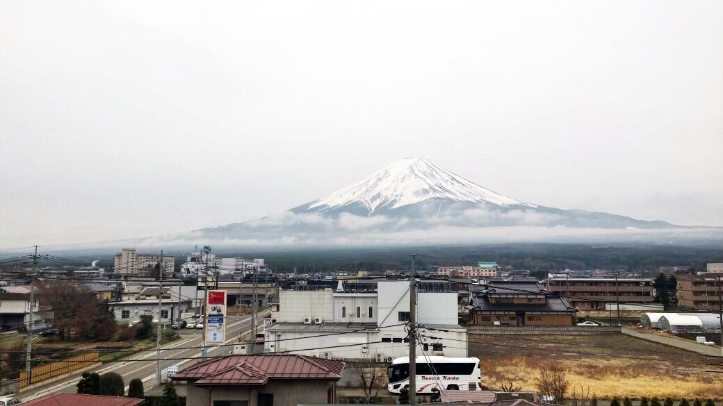tour ke jepang di gunung fuji