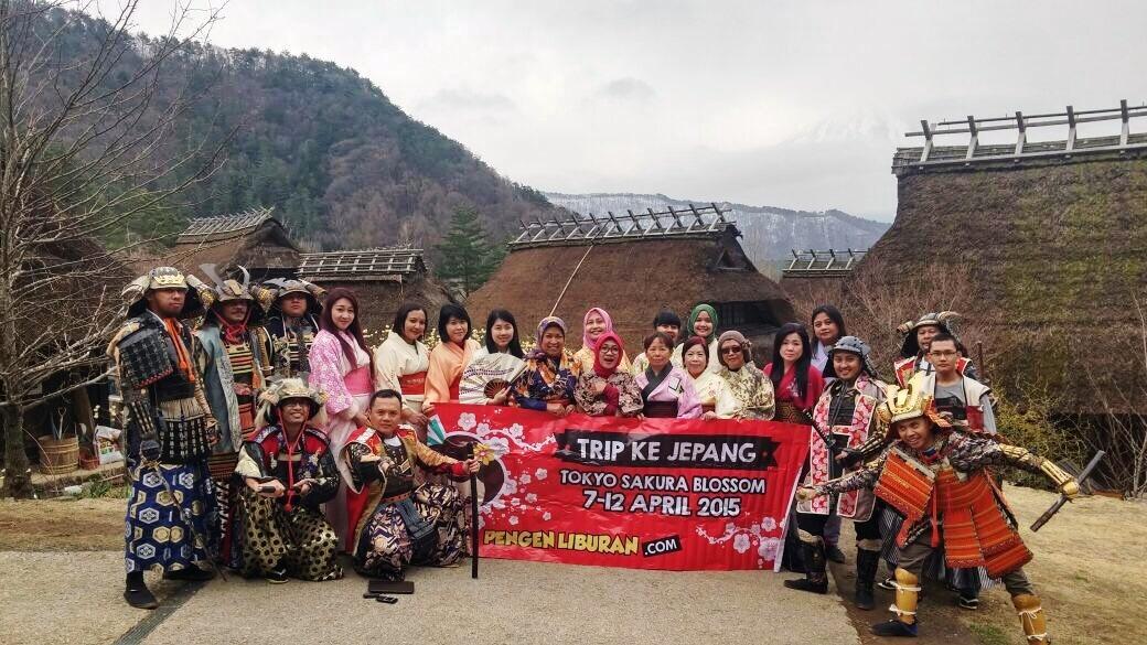 Wisata Jepang ke Kawaguchi Lake