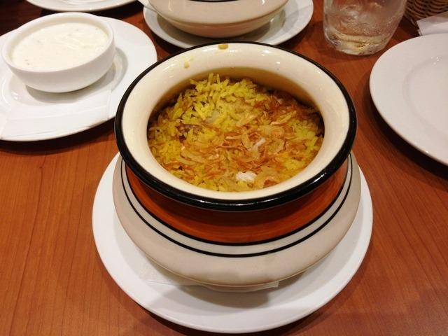 makanan halal amara chicken biriyani tokyoskytree