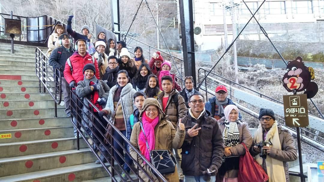 paket tour ke jepang januari fuji tokyo 2016