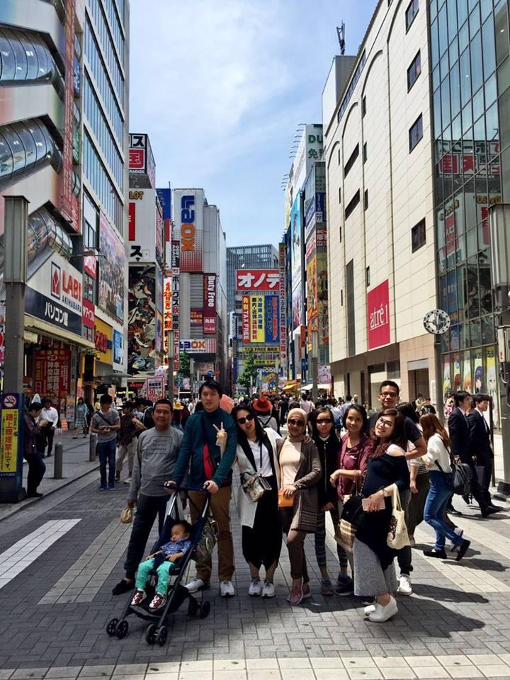 private tour liburan jepang mei 2016