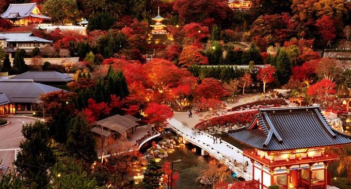15 Tempat yang Memiliki Daya Tarik di Osaka