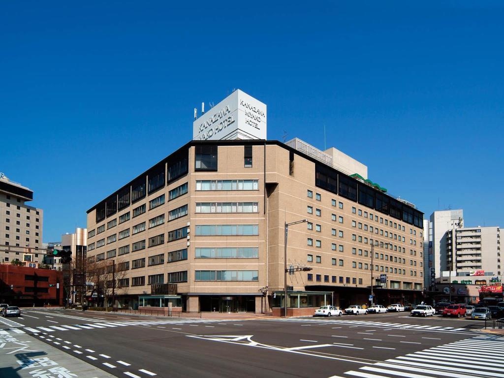 Rekomendasi 10 Hotel di Kanazawa Station Jepang