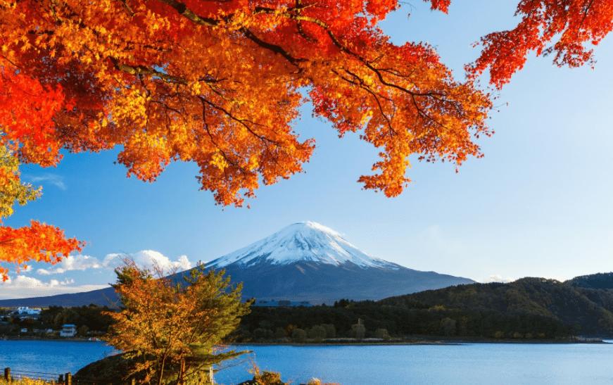 """Paket Wisata Tour ke Jepang """" Autumn """" 22 November – 27 November 2017"""