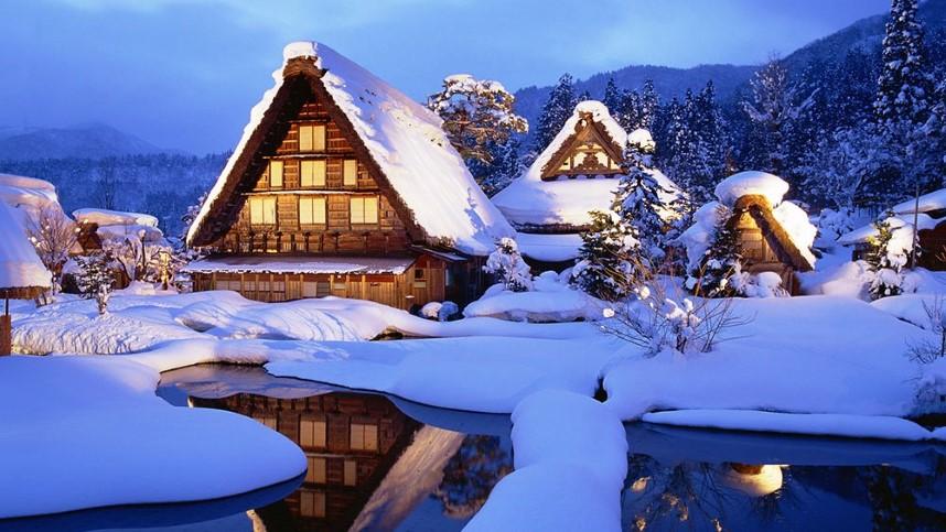 Paket Wisata Tour ke Shirakawago – Tokyo Jepang 3 Hari 2 Malam