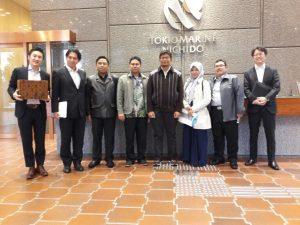 Private Tour ke Jepang , Event Organizer antara Pihak Tokio Marine dan Pihak Semen Padang Indonesia