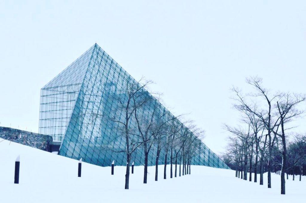 Taman Moerenuma Sapporo Hokkaido Jepang