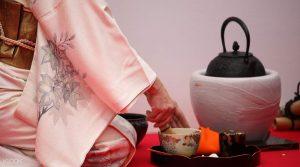 Paket Upacara Tradisional Minum Teh Jepang