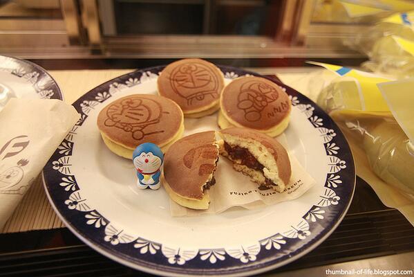 Dorayaki makanan unik Jepang
