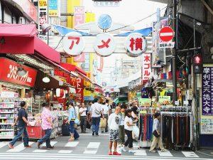 Wisata Belanja? Ueno Jepang pilihannya.