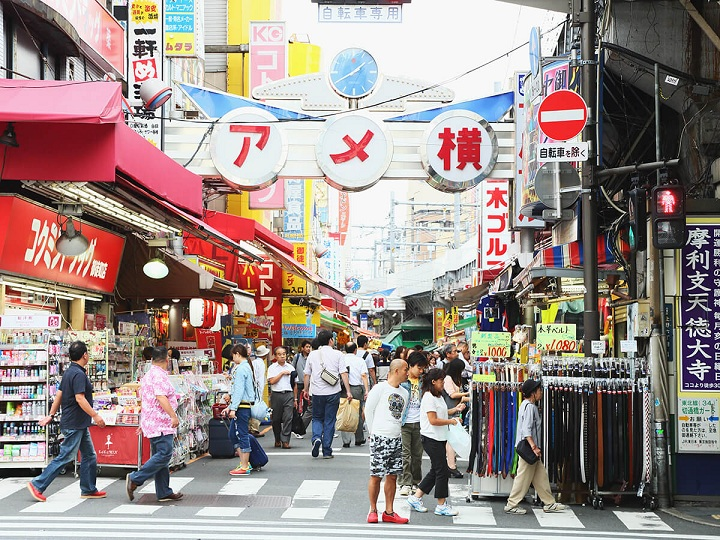ameyoko street