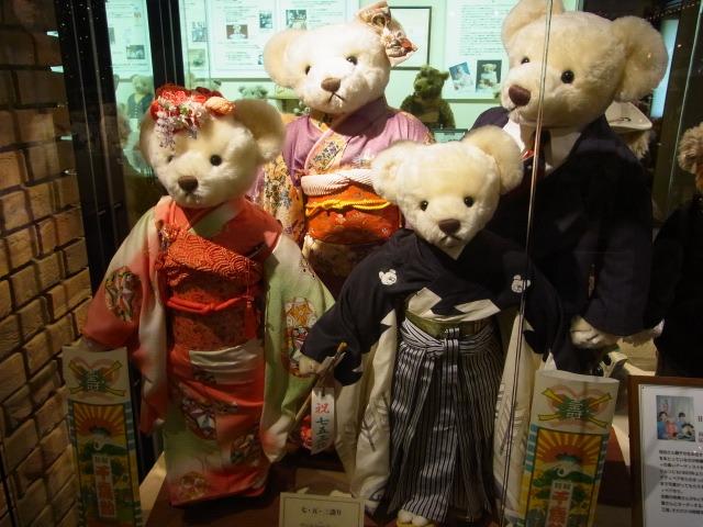 museum teddybear jepang