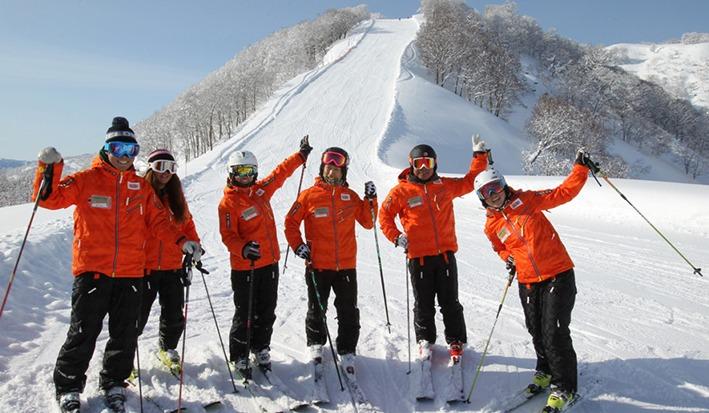 ski di jepang