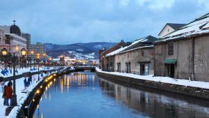 8 Lokasi Romantis di Otaru Hokkaido Jepang yang Wajib Dikunjungi