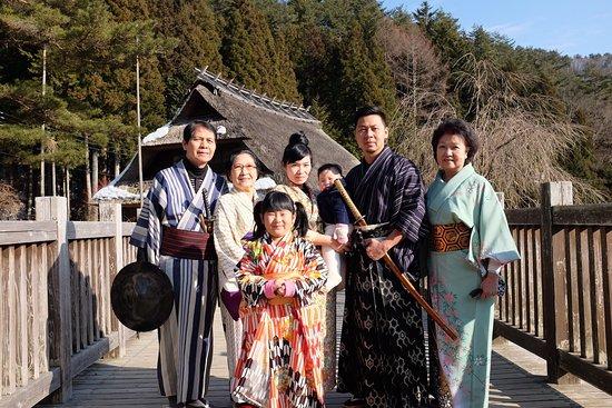kimono di iyashi no sato by www.tripadvisor.com