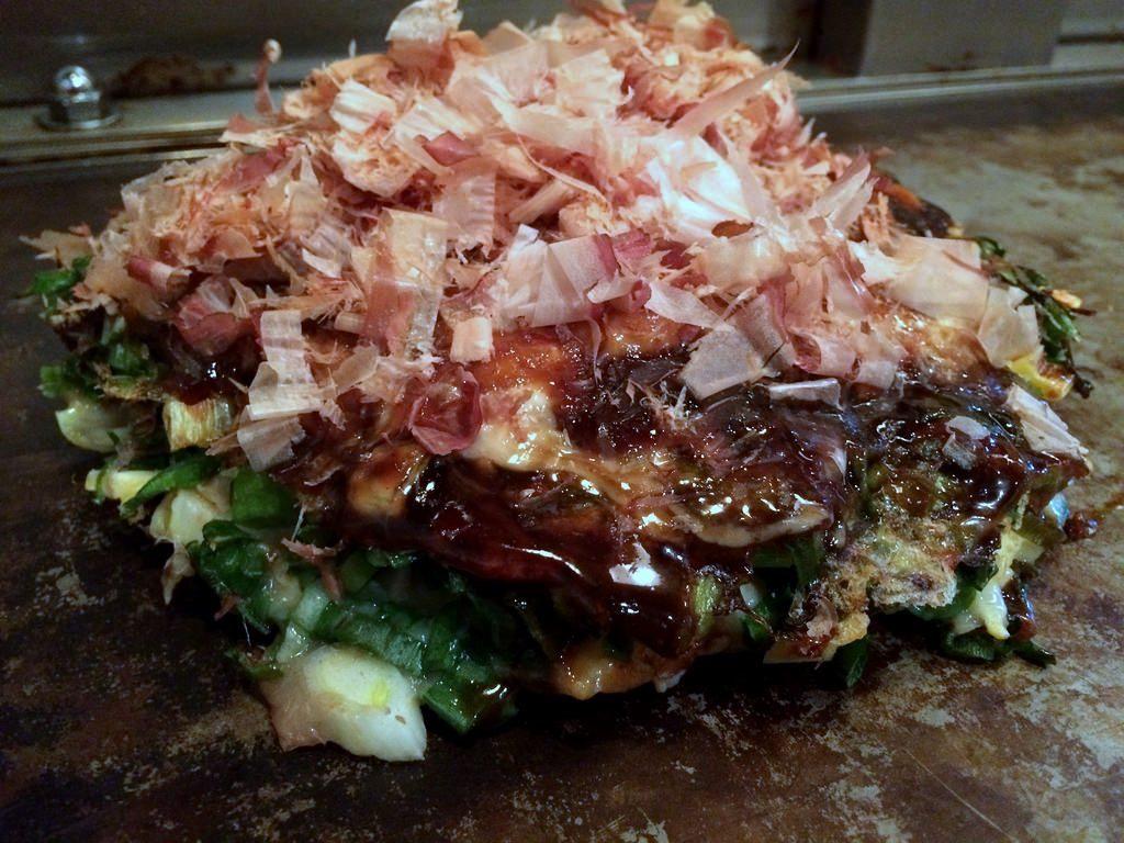 hozensi sanpei okonomiyaki by www.flickr.com
