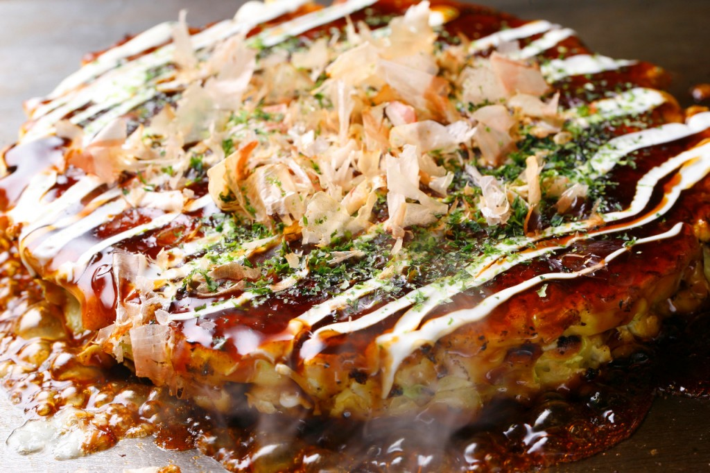 okonomiyaki osaka by anibee.tv