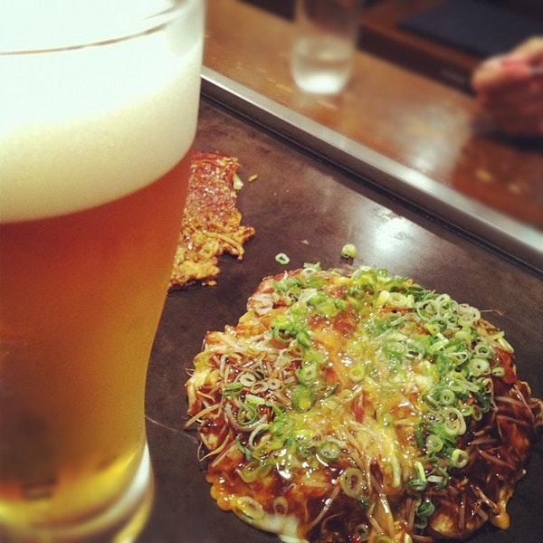 mifune okonomiyak by id.foursquare.comi