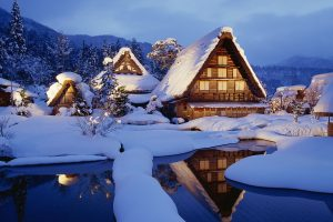 Menikmati Jepang Tempo Dulu di Shirakawa-Go Jepang