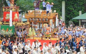 Daya Tarik Tokyo : Tiga Festival Megah di Tokyo