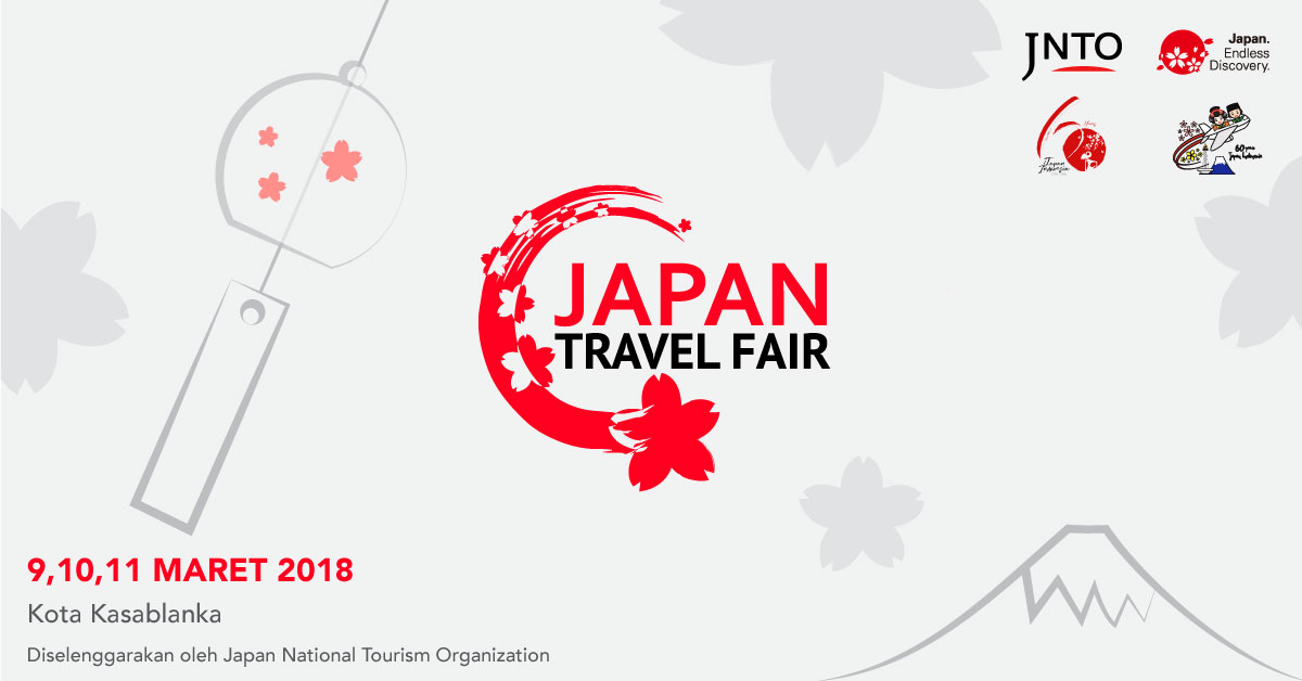 japan travel fair by jnto.or.id