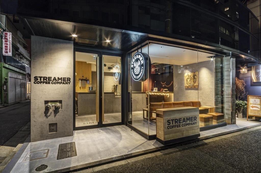 Grids Hostel Lounge Nihonbashi