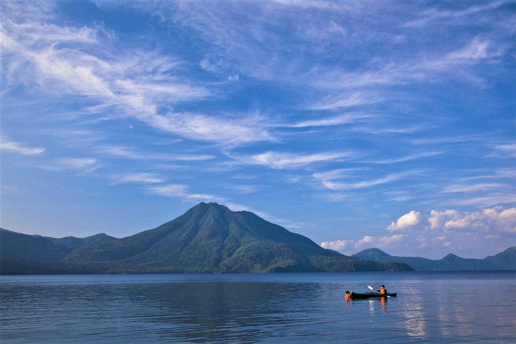 Danau Shikotsu