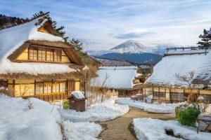 """Paket Tour ke Jepang """" Winter in Tokyo """" 1 – 6 Desember 2018"""