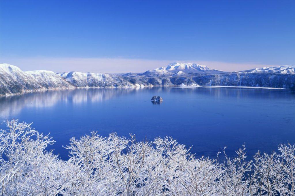 Akan national park di Hokkaido Jepang