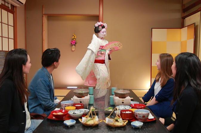 Geisha Maiko Kyoto di Jepang