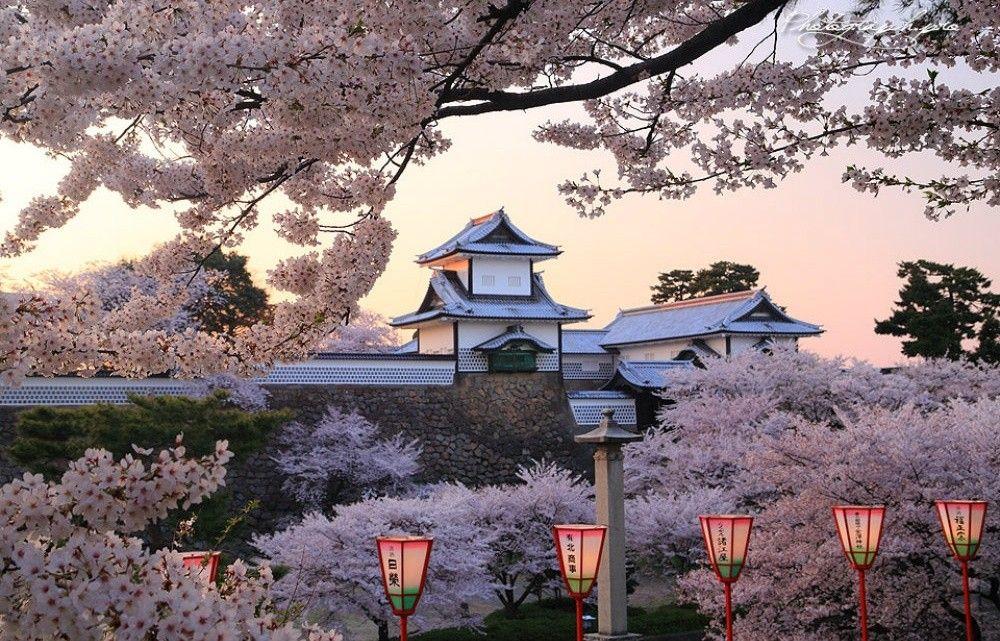 Kanazawa Castle di Kanazawa Jepang
