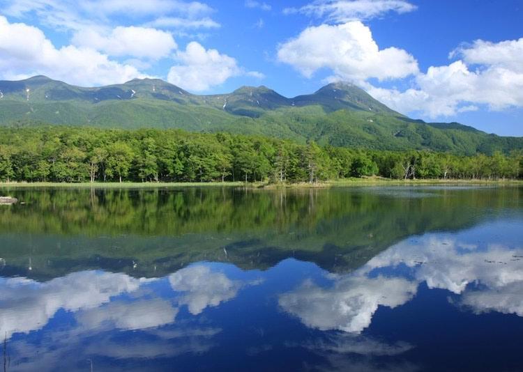 Shiretoko National Park Hokkaido Jepang