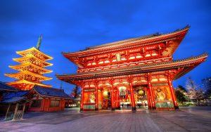 Bingung Cari Tempat Liburan di Jepang? Asakusa Bisa Dijadikan Pilihan