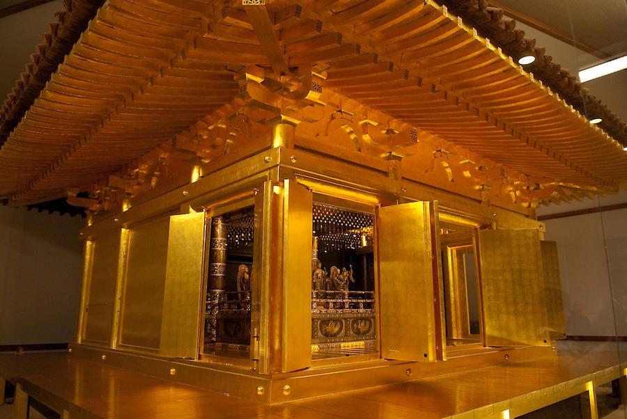 Chuson Ji Temple di Aomori Jepang