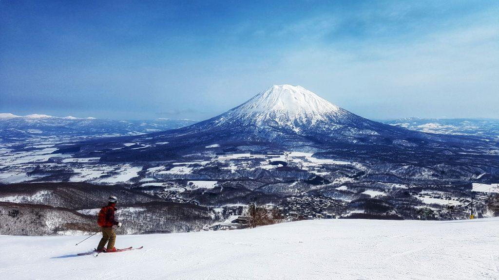 Gunung Yotei Hokkaido Jepang