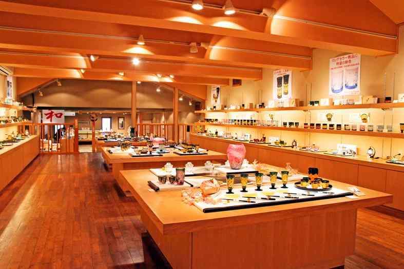 Kitaichi Glass Otaru Hokkaido Jepang