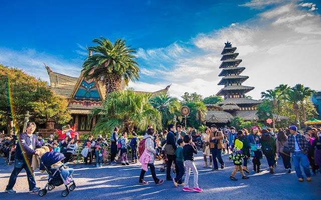 Adventureland Disneyland Tokyo