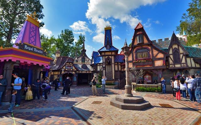 Fantasyland Disneyland Tokyo