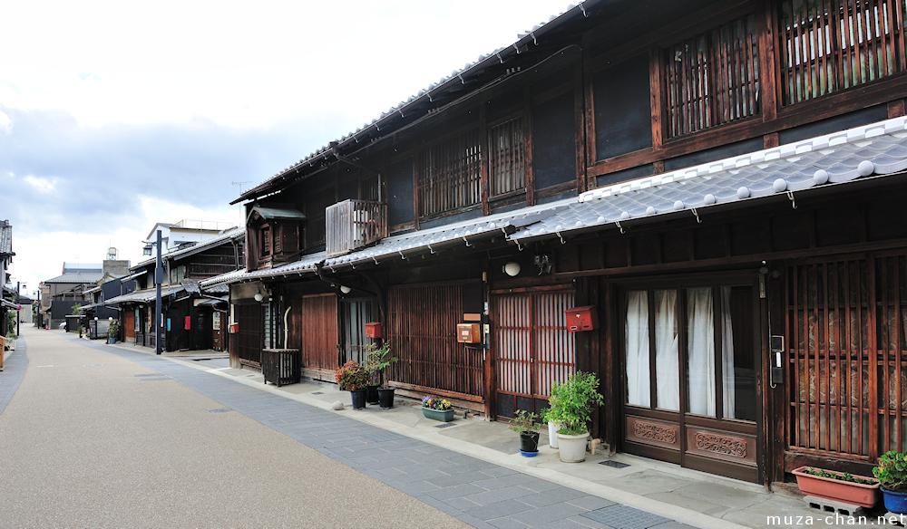 Kawaramachi Town Gifu