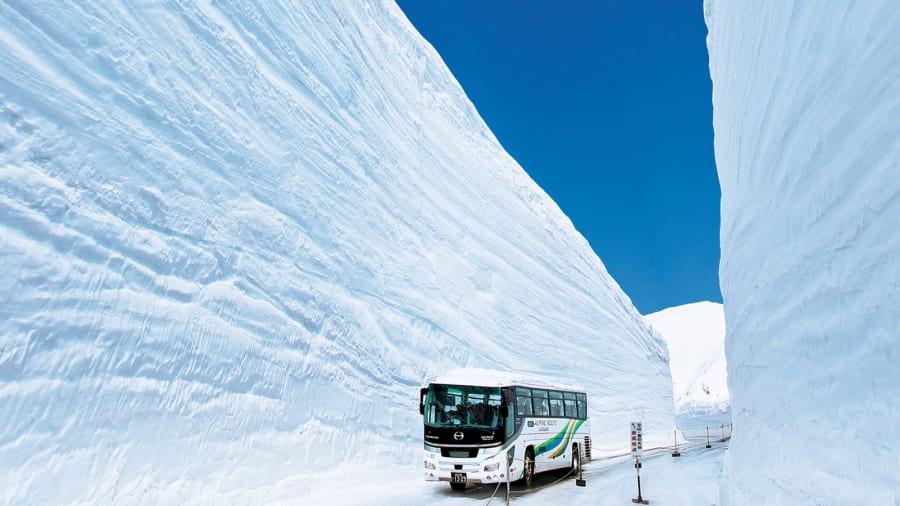 Tempat Wisata Tateyama Kurobe Alpen