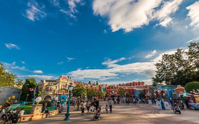 Toontown Disneyland Tokyo 2