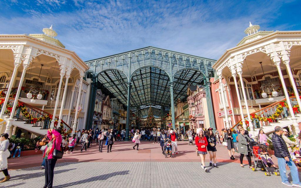 World Bazaar Disneyland Tokyo 2