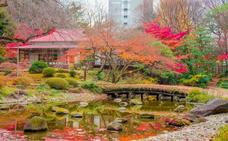 Koishikawa Korakuen Gardenby