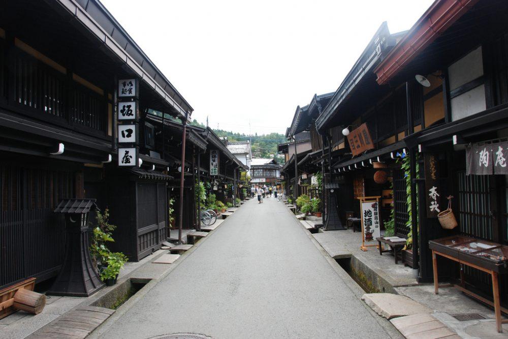 Hida Takayama di Jepang
