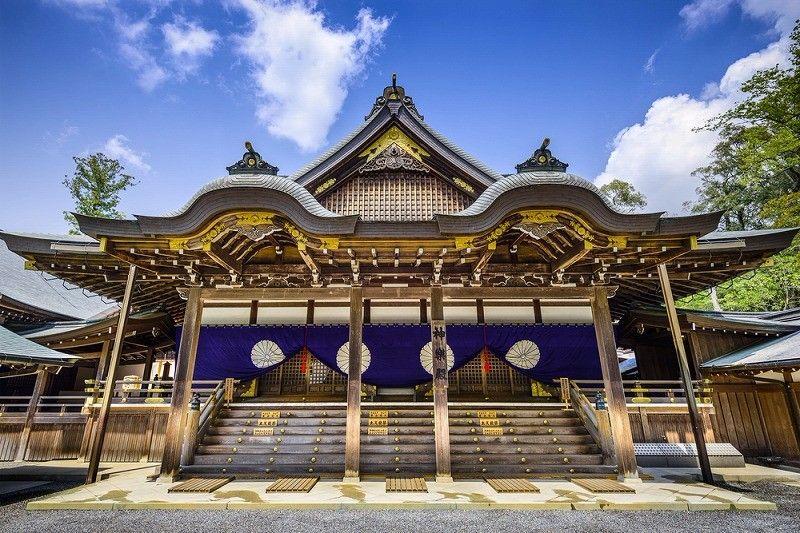 Ise Jingu Jepang