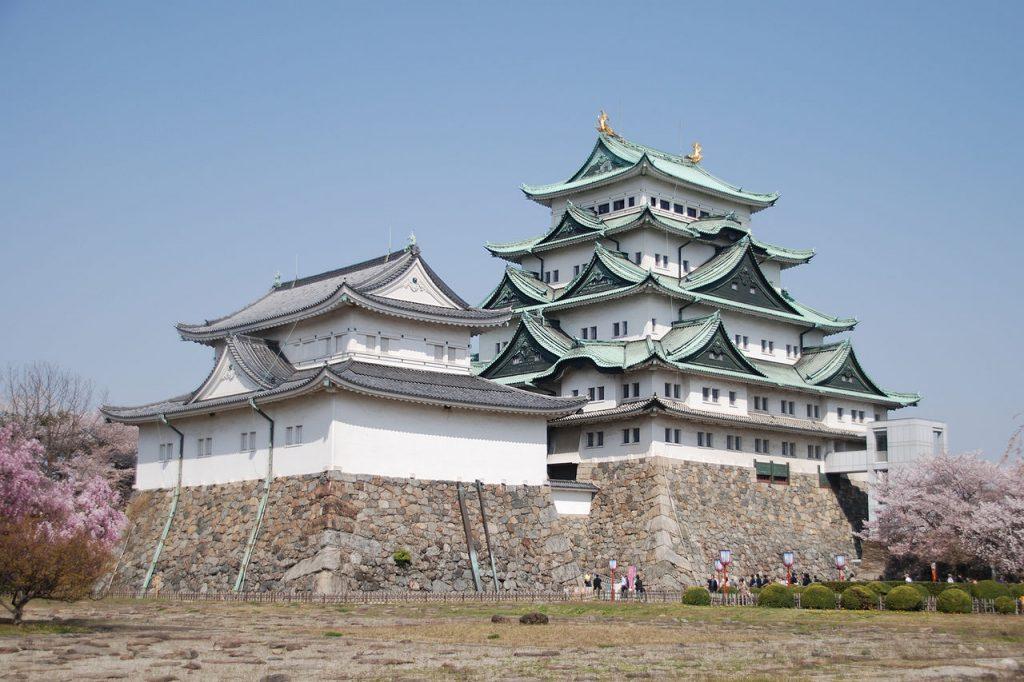 Istana Nagoya Jepang