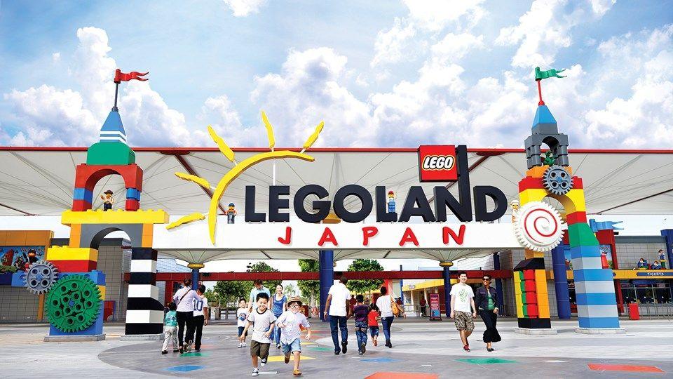 Legoland Japan Nagoya