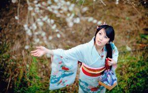 10 Perbedaan Kimono Jepang Untuk Wanita