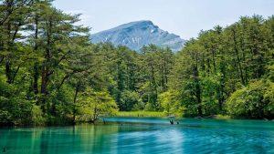 Danau Danau Cantik di Wisata Hokkaido Jepang